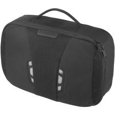 Maxpedition AGR Lightweight Toiletry Bag Hex Ripstop Camping Wash Pouch Black