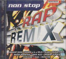 Snoop Dog Down Kam Suga Free Non Stop Rap Remix CD New Sealed