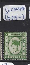LABUAN   (P2609B) QV  CAMEO  2C   SG  17 ,MNG