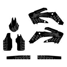 Honda CRF250 2004-2009 Woody graphics kit black highlight FREE SHIPPING!!!