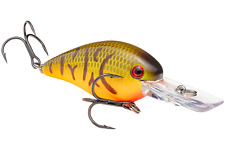 STRIKE KING KVD 1.5 Deep Diving Sq Bill Crankbait #HCKVDS1.5D-564 ORG BELLY CRAW