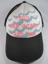 4917384bcad You The Ocean And Me Billabong Beach Adjustable Baseball Cap Hat Great  Condition