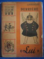 HOMOSEXUALITÄT IN DEUTSCHLAND 1907 in französischer Sprache seltenes Original!
