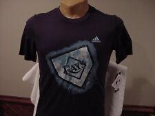 SWEET Tampa Bay Rays Youth Sz Lg (14-16) Blue Adidas T-Shirt, NEW&NICE!