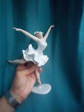 VINTAGE Wallendorf Ballerina Figurine Porcelain