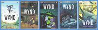 WYND #1 2 3 4 5 COMPLETE SET (1st PRINT) James Tynion Boom Studios 2020 NM- NM