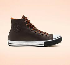 Converse Winter GORE-TEX Chuck Taylor All Star Velvet Brown/Orange 165933C o1