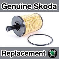 Genuine Skoda Fabia (6Y) (Diesel) (00-07) Oil Filter