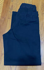Old Navy Black Boys Size 10 School Uniform Pants With Adjustable Waistband