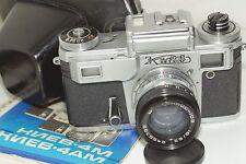 KIEV-4M CAMERA RF with HELIOS-103 1.8/53mm