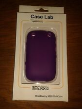 Blackberry 9320 Gel Case - Purple.  Case Lab - Phone Fashion.  London.