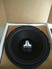 Jl Audio 12w6 Sub Anniversary Edition AE Subwoofer