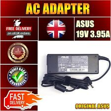 New Original ASUS A52J 75W 19v 3.95a Laptop Notebook Adapter Power Charger