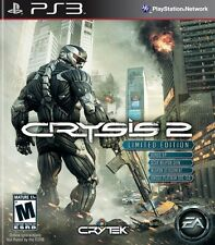 CRYSIS 2 (SHOOTER GAME) | PAL | PS3 | Sony PlayStation 3 - VGC