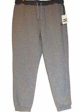 Billabong Men's Gray Cotton SweatPants Pants Sz XL NEW