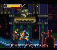 X-Men Mutant Apocalypse - SNES Super Nintendo Game