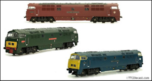 DAPOL Class 52 'Westerns' Choice of Liveries, Brand New, N Guage