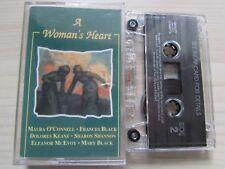 A WOMAN'S HEART CASSETTE, ORIGINAL VARIOUS, TESTED.