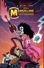 ADVENTURE TIME: MARCELINE AND THE SCREAM QUEENS TPB Cartoon Network Comics TP