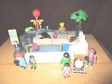 Playmobil  Zoo  Seehundbecken Nr. 3135