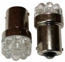 Ampoules LED 24V Ampoules R10W R5W 6000K Camion Semi remorque Veilleuses 2PCS