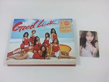 AOA 4th Mini Album [Good Luck] Week ver. K-POP CD Booklet (64p) YUNA Photocard