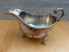 Great English silverplated creamer ca. 1900, TW &S, Sheffield [Y7-W6-A8]
