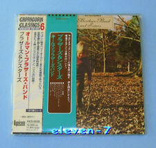 Allman Brothers Band Brothers & Sisters Japon MINI LP CD + PROMO OBI BRAND NEW