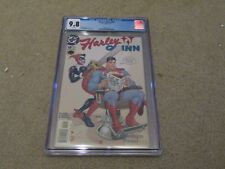 Harley Quinn #19 CGC 9.8 2002 DC White Pages