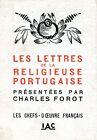 LES LETTRES DE LA RELIGIEUSE PORTUGAISE
