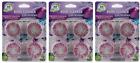 Air Fusion Lavender Bowl Cleaner & Air Freshener, 4 Ct. (Pack of 3)