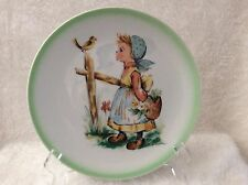 Collectable decorative plate Japan