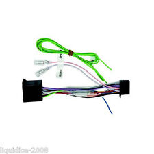 CT21PN09 PIONEER AVIC-F950DAB REPLACEMENT POWER LEAD TO ISO HARNESS ADAPTER LEAD