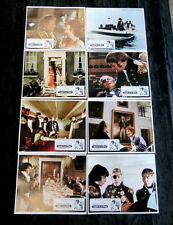 """Glenda Jackson """"Bequest To The Nation"""" Peter Finch N Mint Lobby Card Set 1973 Uk"""