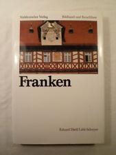 Franken, Bildband und Reiseführer, Dietl, 1985, 216 S.
