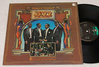 MODERN JAZZ QUARTET:LP-1° PREEING 1974 EX