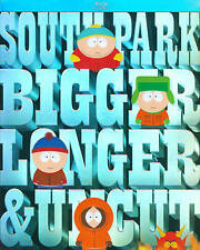South Park: Bigger, Longer & Uncut [Blu-ray]