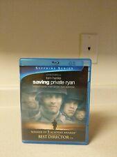 Saving Private Ryan (Blu-ray Disc, 2010, 2-Disc Set, Sapphire Series)