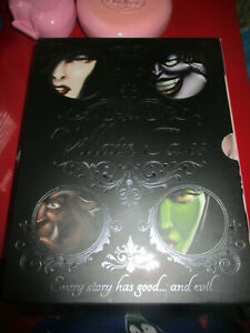 Disney Villian Tales Book Set