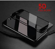 5d Full Coverage Tempered Glass Screen Guard Protector for Apple iPhone 6 6s