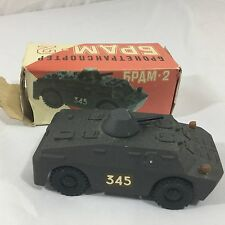 Russian Collector Series Tank Authentic Military Reproduction 345 6PAM-2