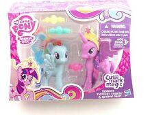 My Little Pony 2 figures/Princess Twilight Sparkle& Rainbow Dash