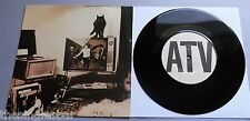 "Alternative TV - How Much Longer UK 1977 Deptford Fun City Debut 7"" P/S"