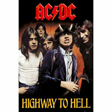 ACDC Highway to Hell POSTER 61x91cm NEW ac/dc band