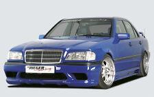 Rieger Seitenschweller mit Schacht und Ausschnitten Mercedes Benz C-Klasse W202