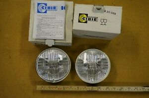 NOS Cibie IODE 40 light units