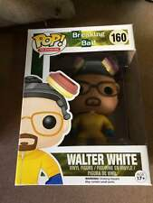 Funko Walter White Cook Outfit Breaking Bad yellow pop vinyl figure #160