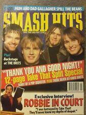 February Smash Hits Music, Dance & Theatre Magazines