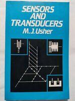 BOOK SENSORS AND TRANSDUCERS M.J. USHER 0333387104