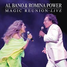 Al Bano e Romina Power - Magic Reunion Live (cd nuovo sigillato)